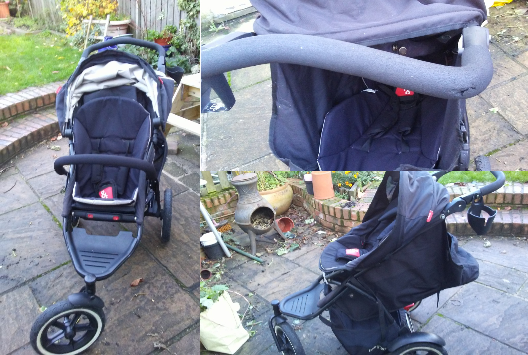 Double Buggy In Sale For Sale Phil And Ted S Items Navigator Double Buggy In
