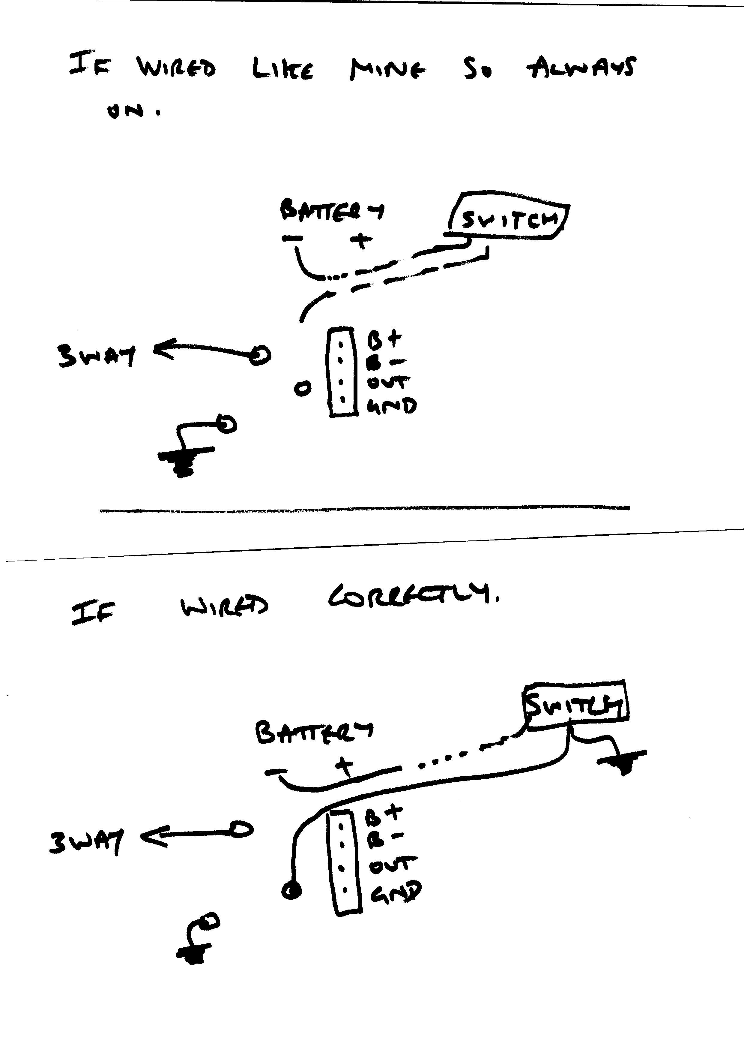 belcat pickup wiring diagram