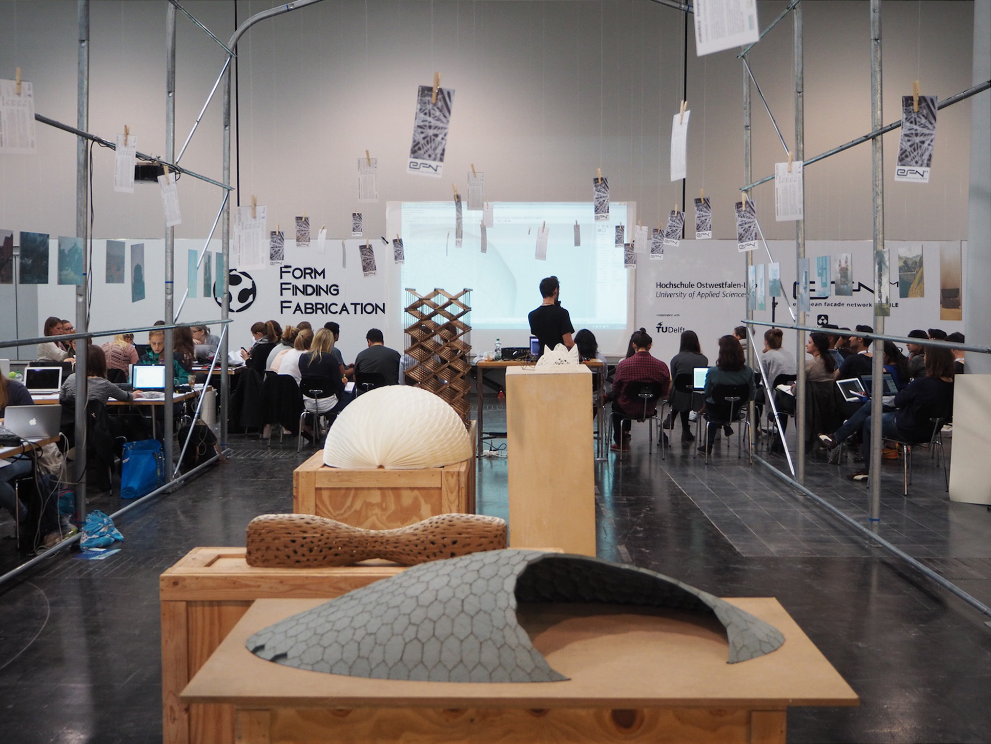 Innenarchitektur Ostwestfalen Lippe Glasstec 2016 Workshop And Symposium For New Master Students