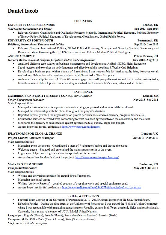 Cv template uk directgov resume services uk cv template uk directgov yelopaper Choice Image