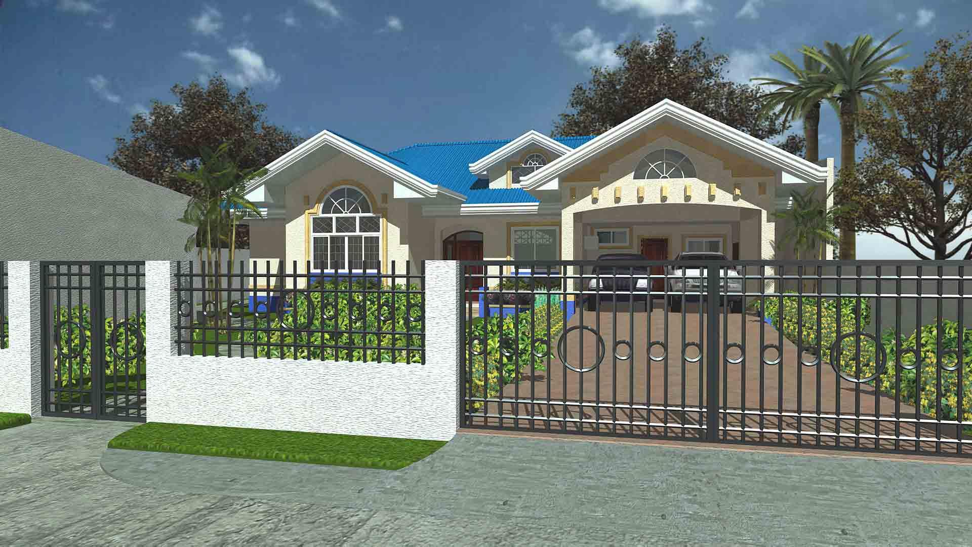 Philippines House Gate Design House Designed Simple House Design Ideas
