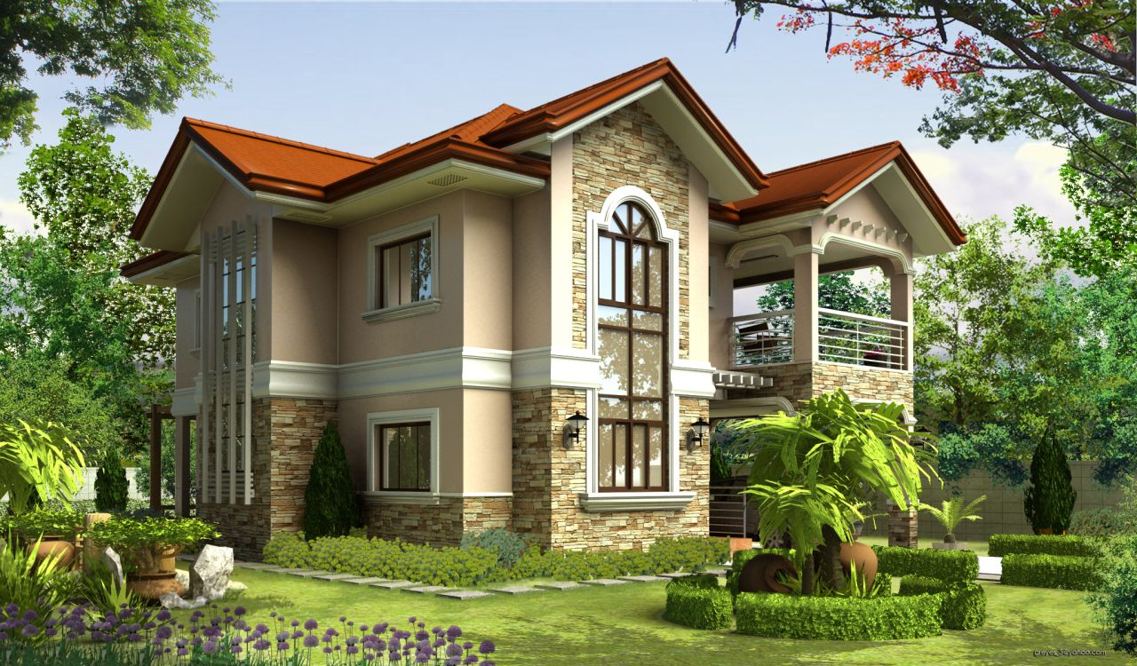Architecture House Design Philippines pinoy house designs