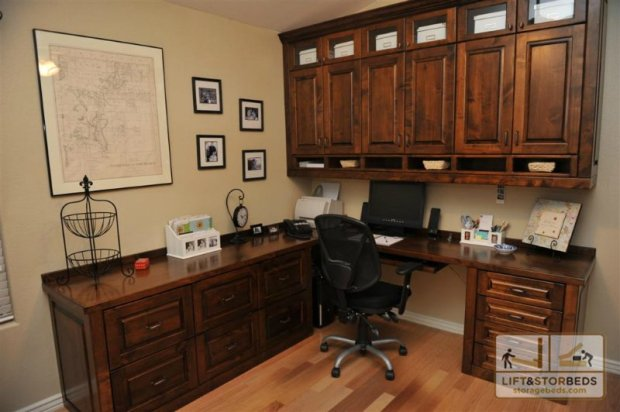 custom office furniture and entertainment