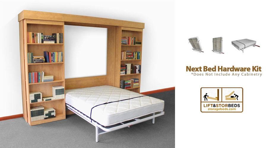Next bed diy hardware kit lift amp stor beds