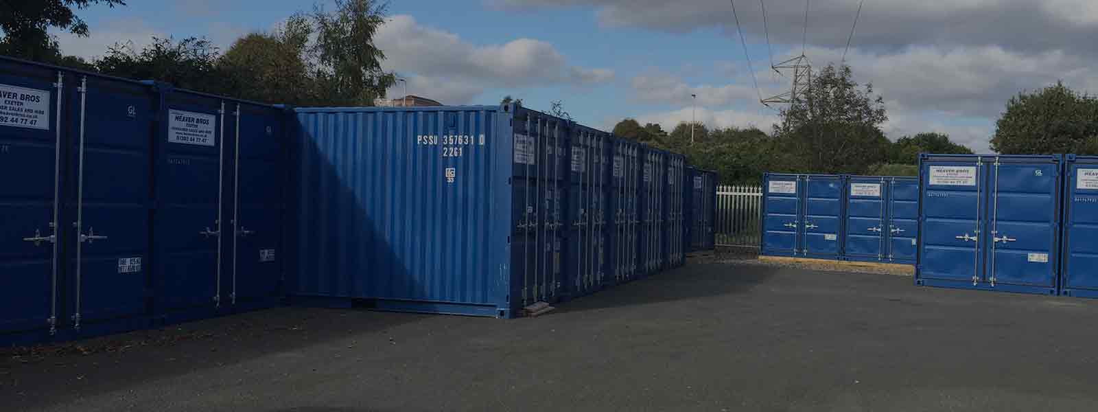 Self Storage Plymouth Flexible Secure Self Storage In