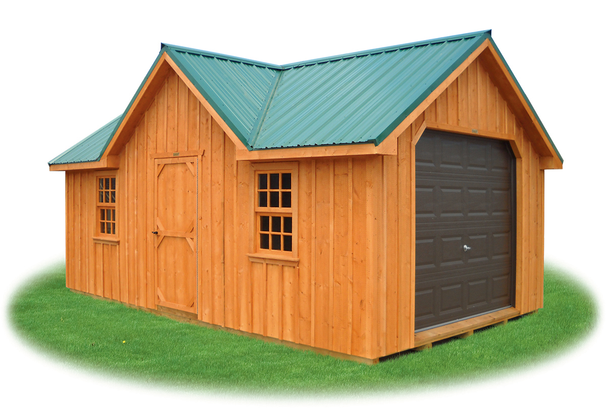 Garage Man Cave Extension Garages Pine Creek Structures