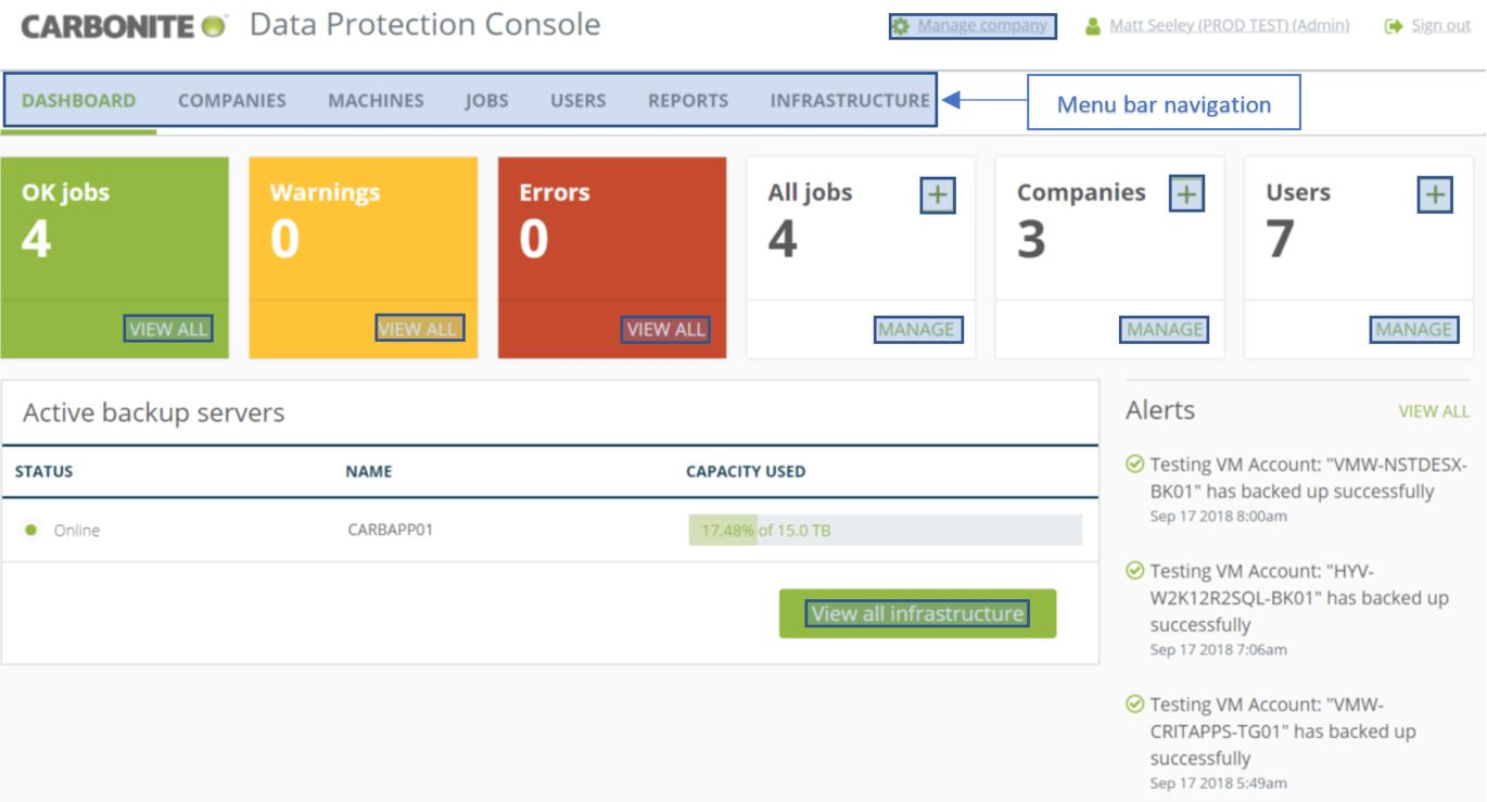 Carbonite Data Protection A Familiar Face With Powerful