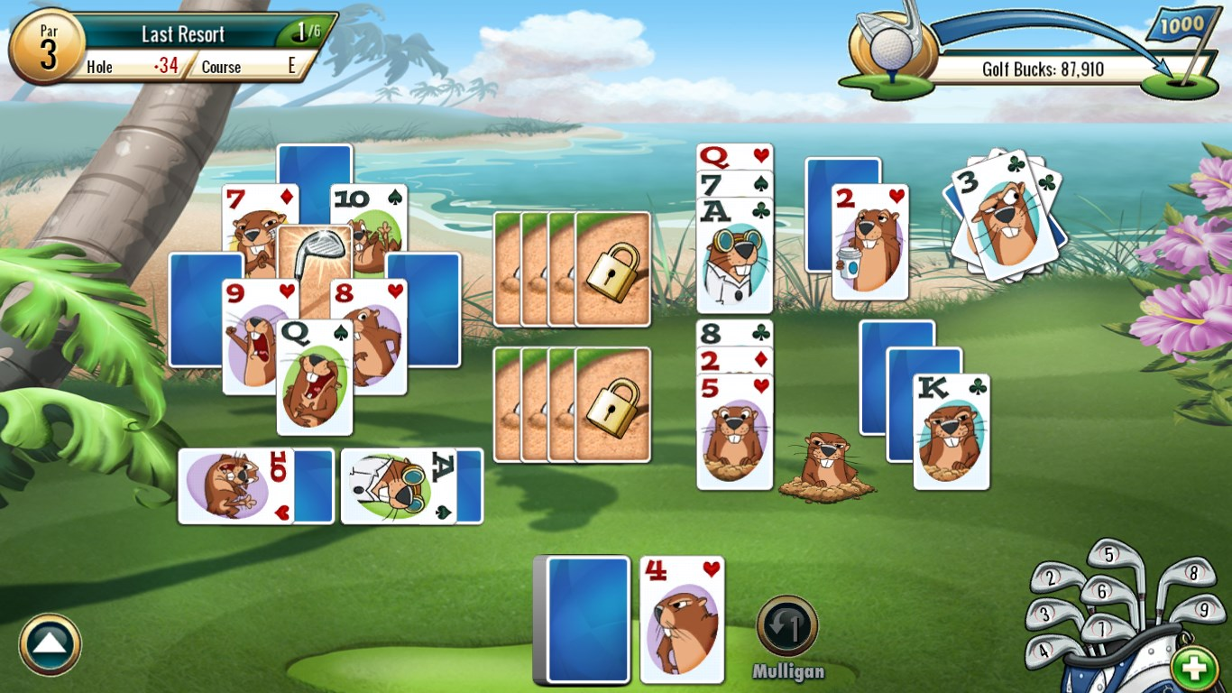 Bigfish Games Fairway Solitaire By Big Fish Full For Windows 10 Free
