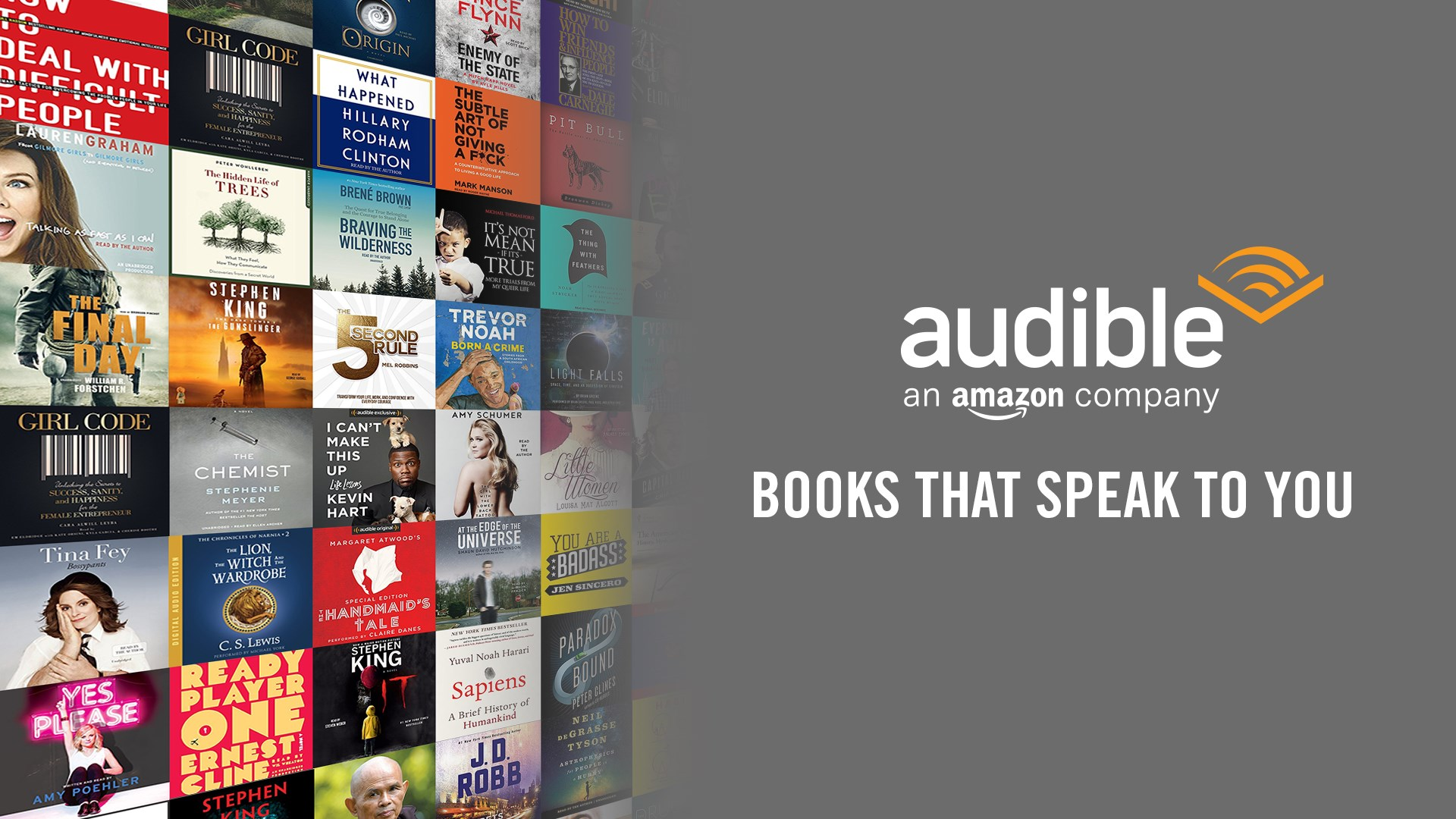 Audible App By Amazon Get Audiobooks From Audible Microsoft Store