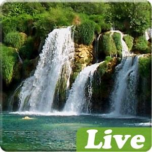 Waterfalls Live Wallpaper 3d Hd Apk Waterfall Sound Live Wallpaper Free Android App Market