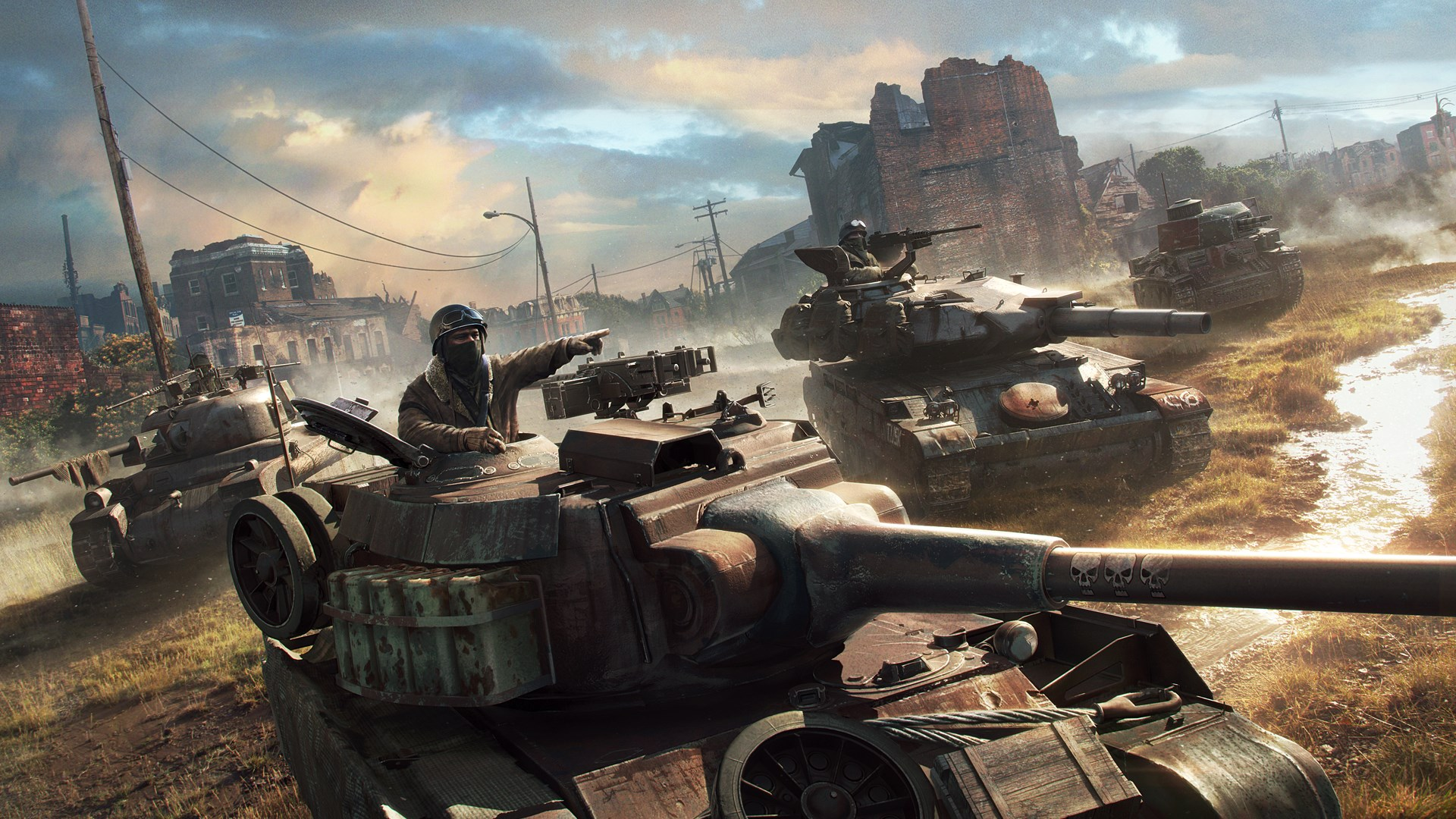 Einrichten Po Polsku Get World Of Tanks Mercenaries Microsoft Store