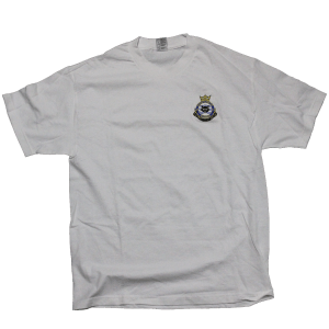 Cadet T-Shirt - White