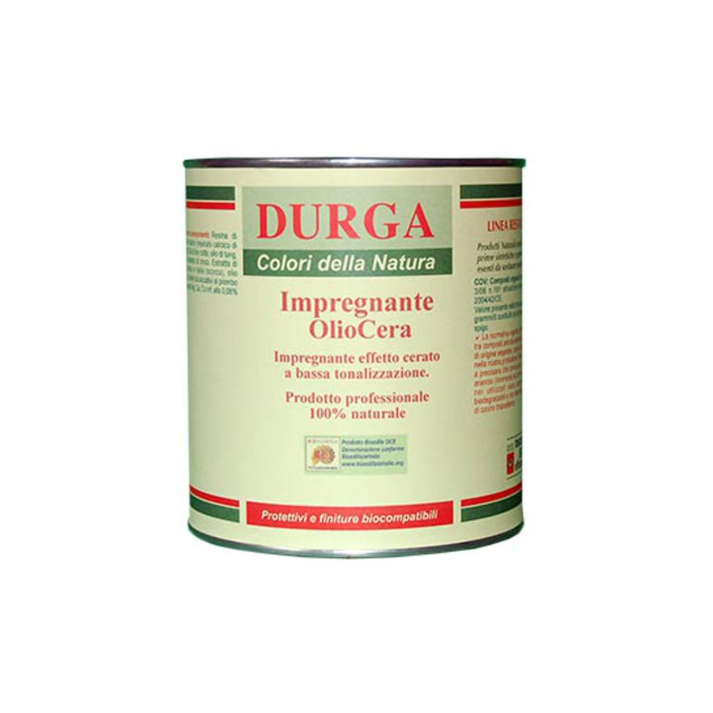 Pittura Termica Toscano Oliocera Impregnating Wax Effect With Low Tonality