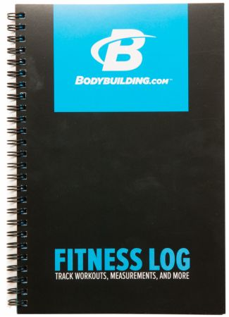 Fitness Log by Bodybuilding Accessories at Bodybuilding