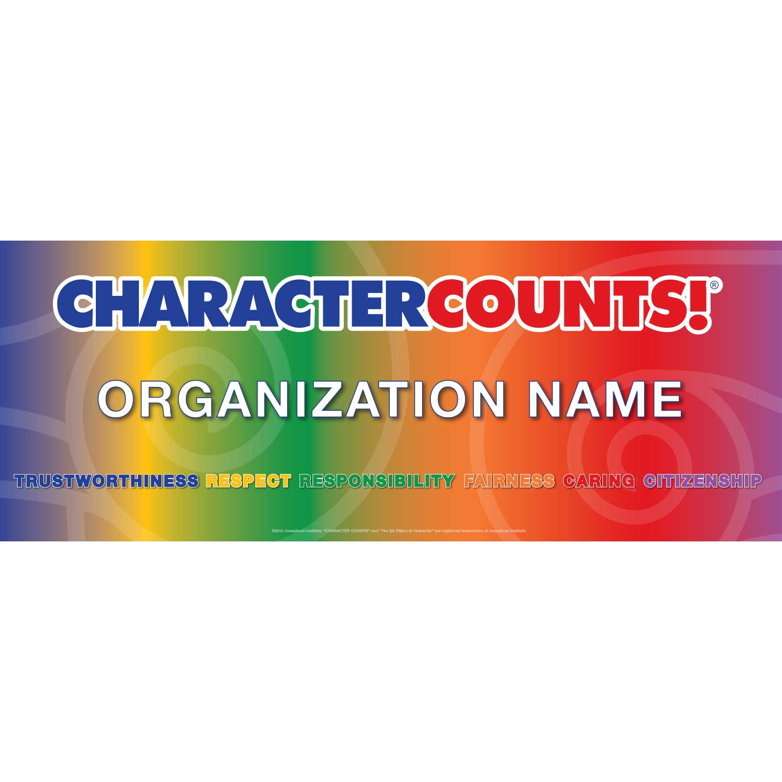 Store Banne Horizontal Character Counts Online Store Scrolls Banner Horizontal