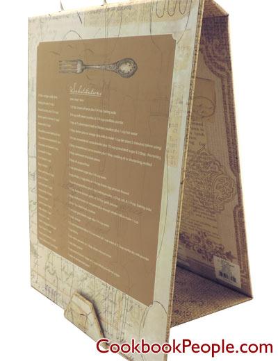 vertical binder