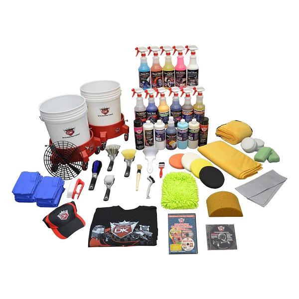 Auto Detailer Start Up Kit