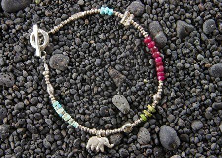 Lucky Pachyderm Bracelet