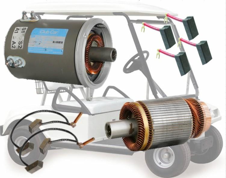Electric Motor Repair Golf Cart Electric Motor Repair