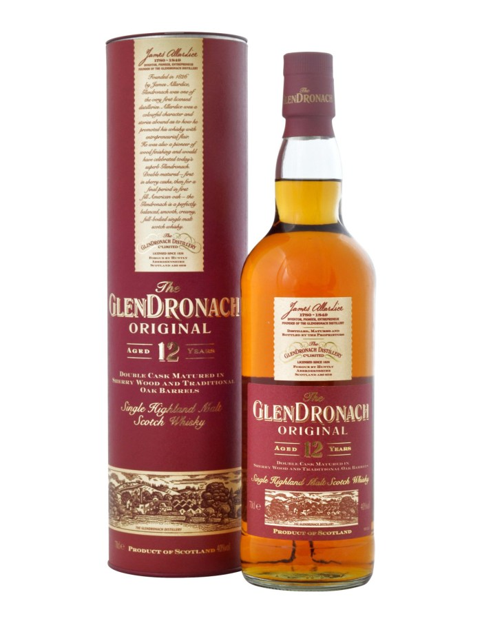glendronach-12y-bottle