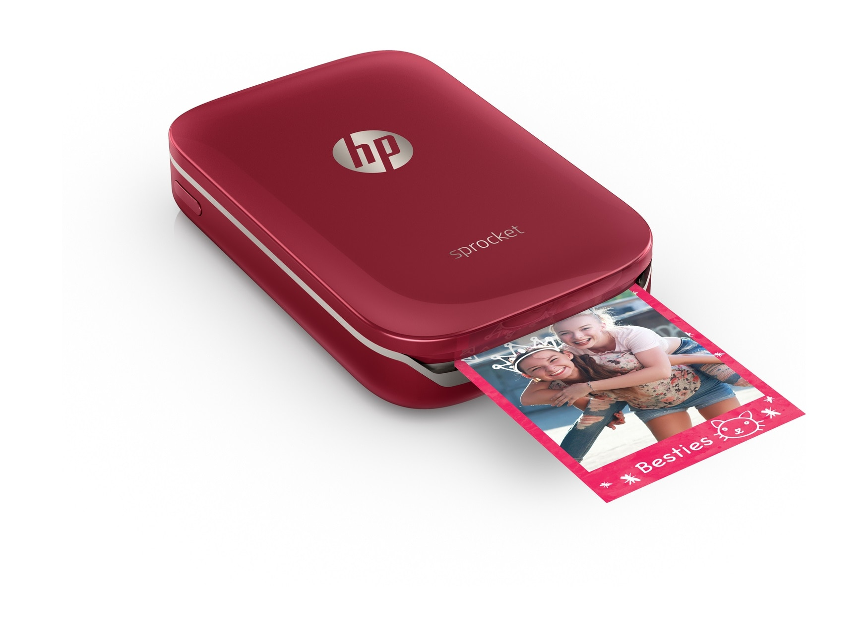 Hp Korting Hp Sprocket Fotoprinter