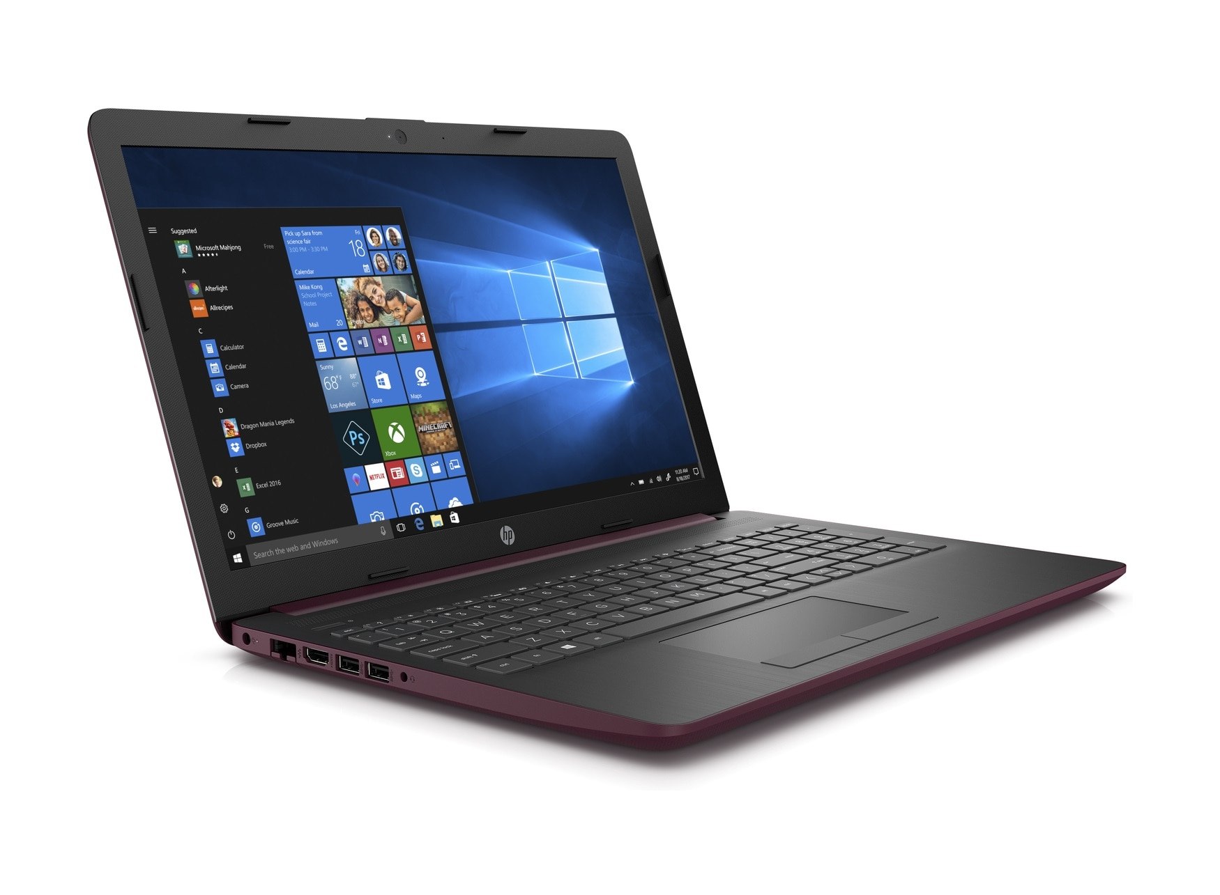 Hp Korting Hp Notebook 15 Da1300nd