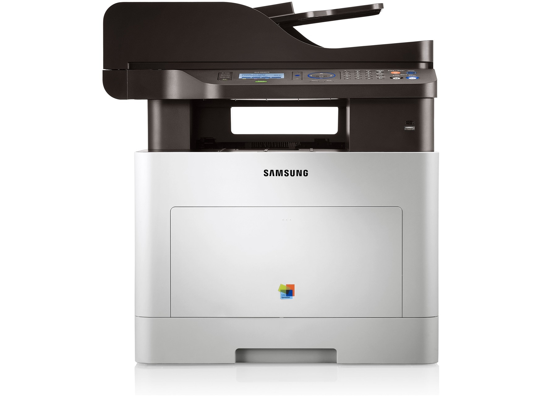 Samsung Multifunktionsdrucker Samsung Clx 6260fr Farblaser Multifunktionsdrucker Hp