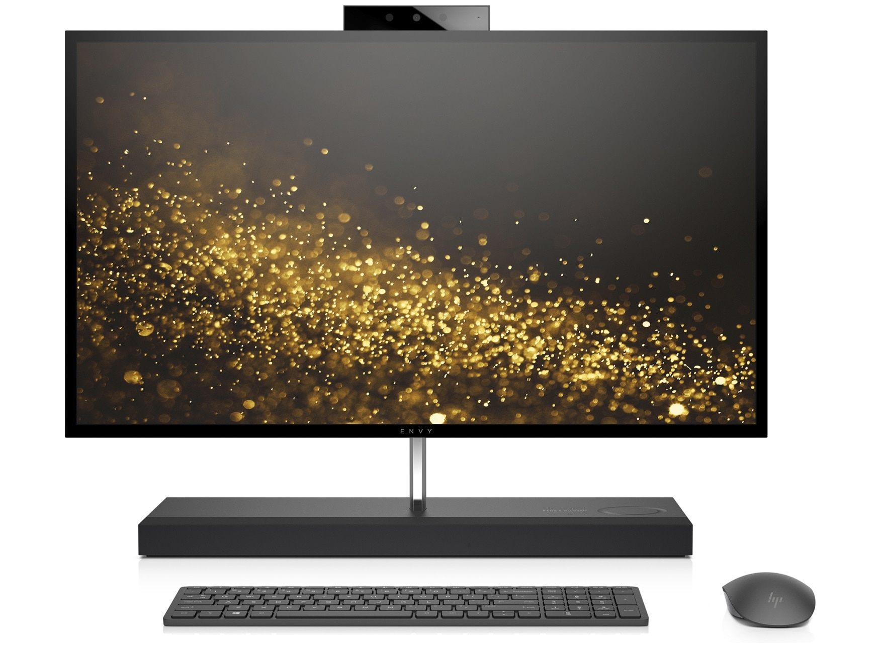 All In One Hp Envy 27 B208na 4k Uhd Touchscreen All In One