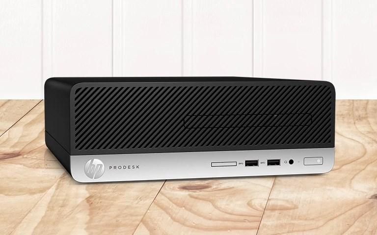 HP ProDesk 400 Microtower Desktop / Business PCs HP