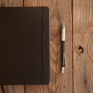 grid line notebook
