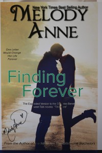 Finding Forever Cover Proof