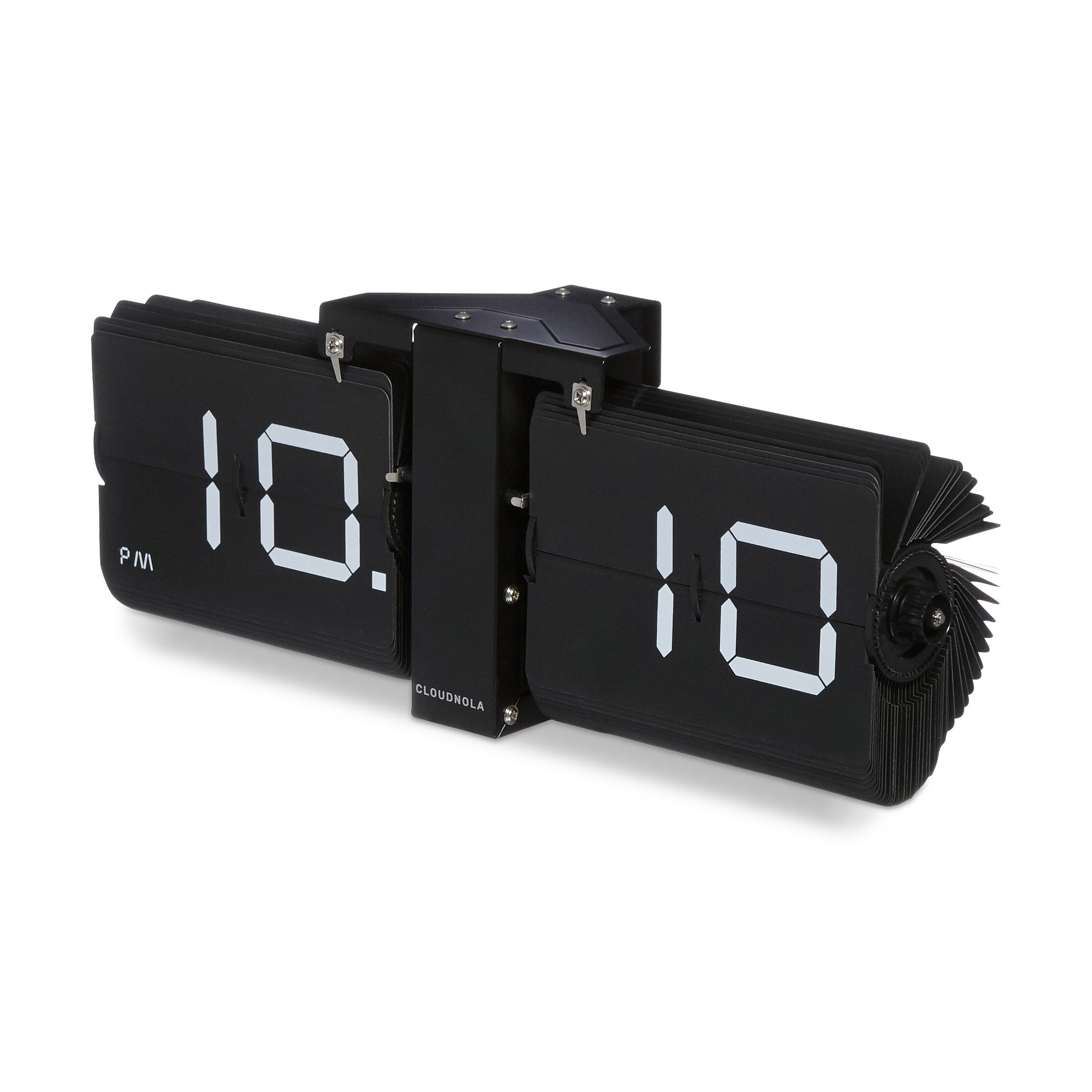 Flip Clock Flipping Out Clock