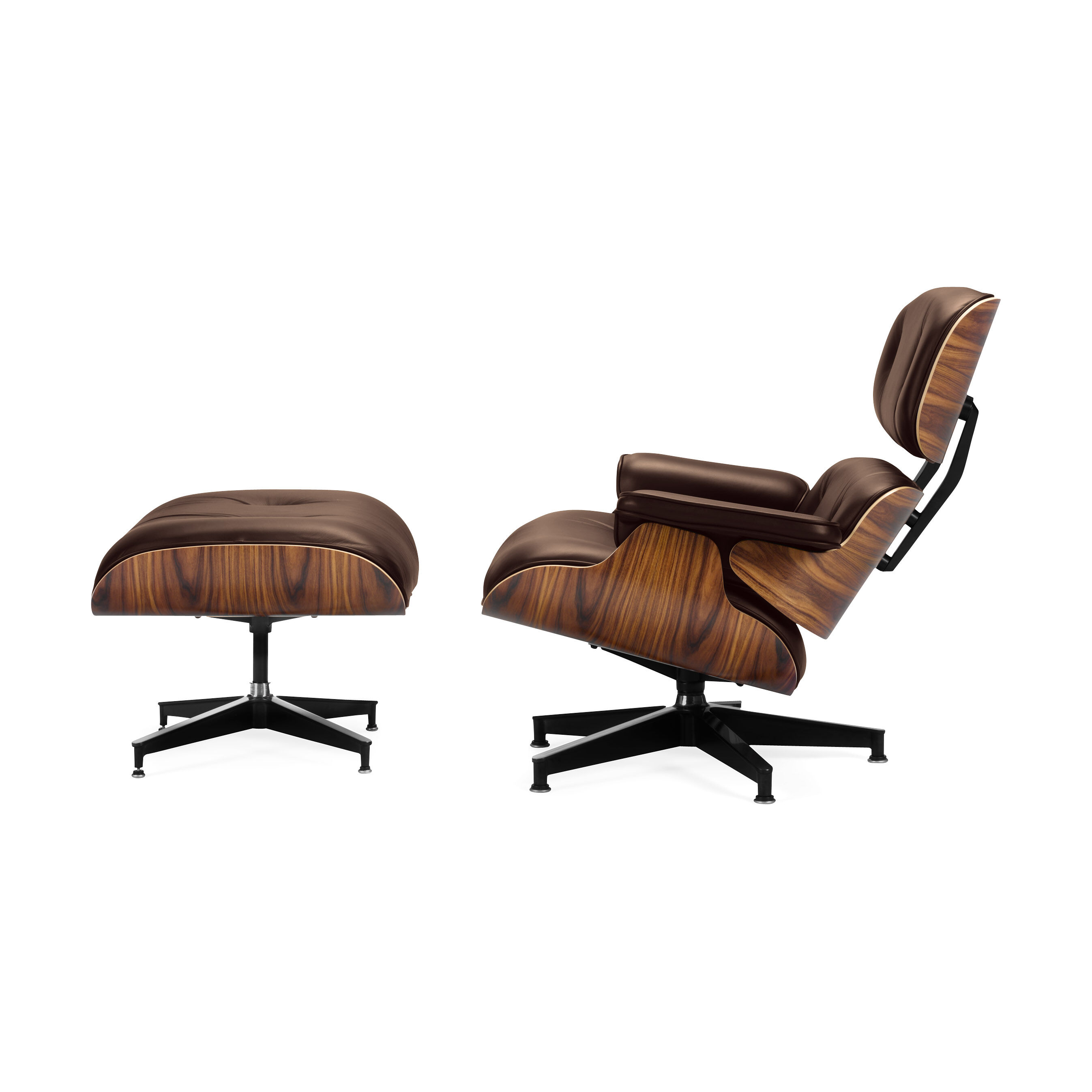 Chair Ottoman Eames Lounge Chair With Ottoman