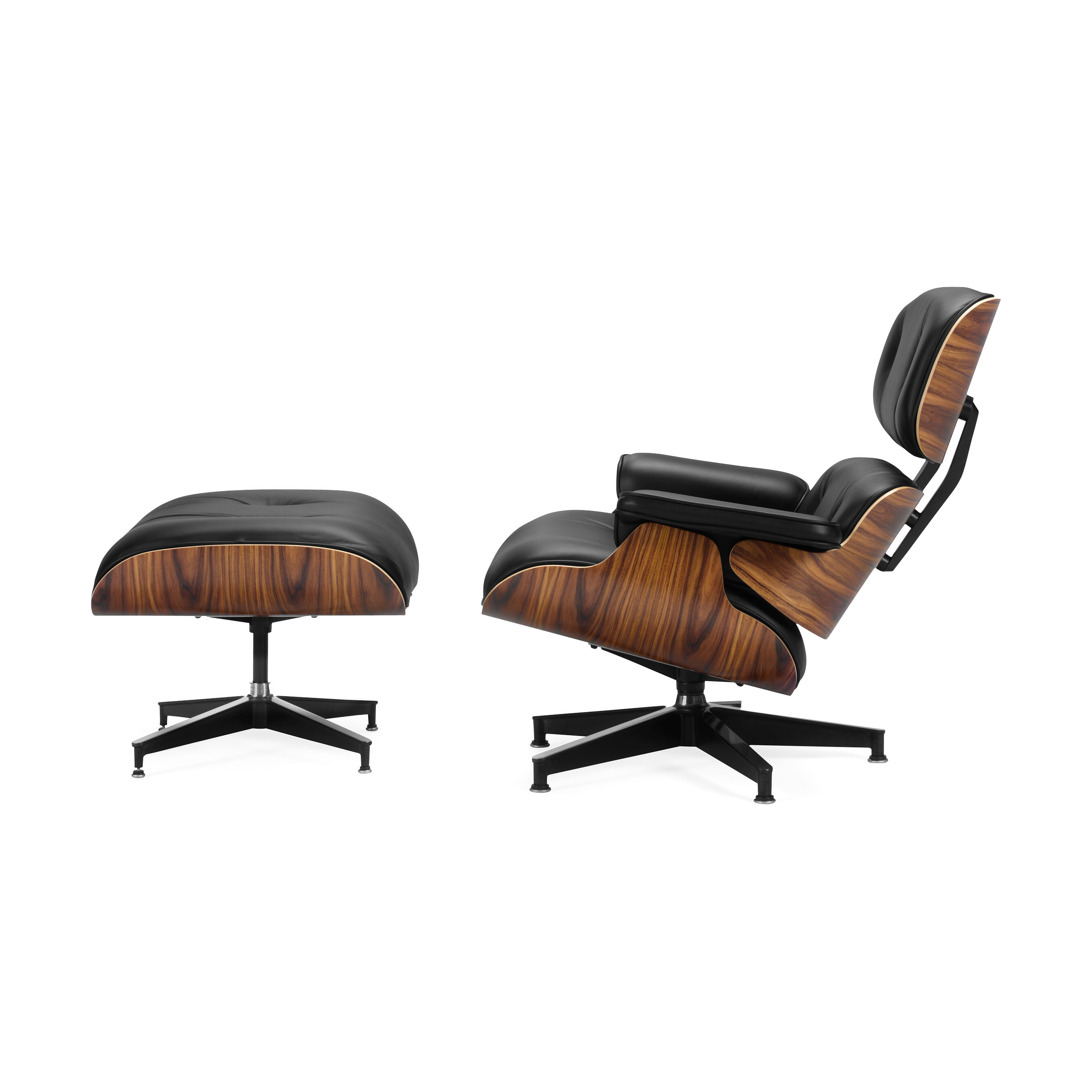 Lounge Chair Eames Lounge Chair With Ottoman