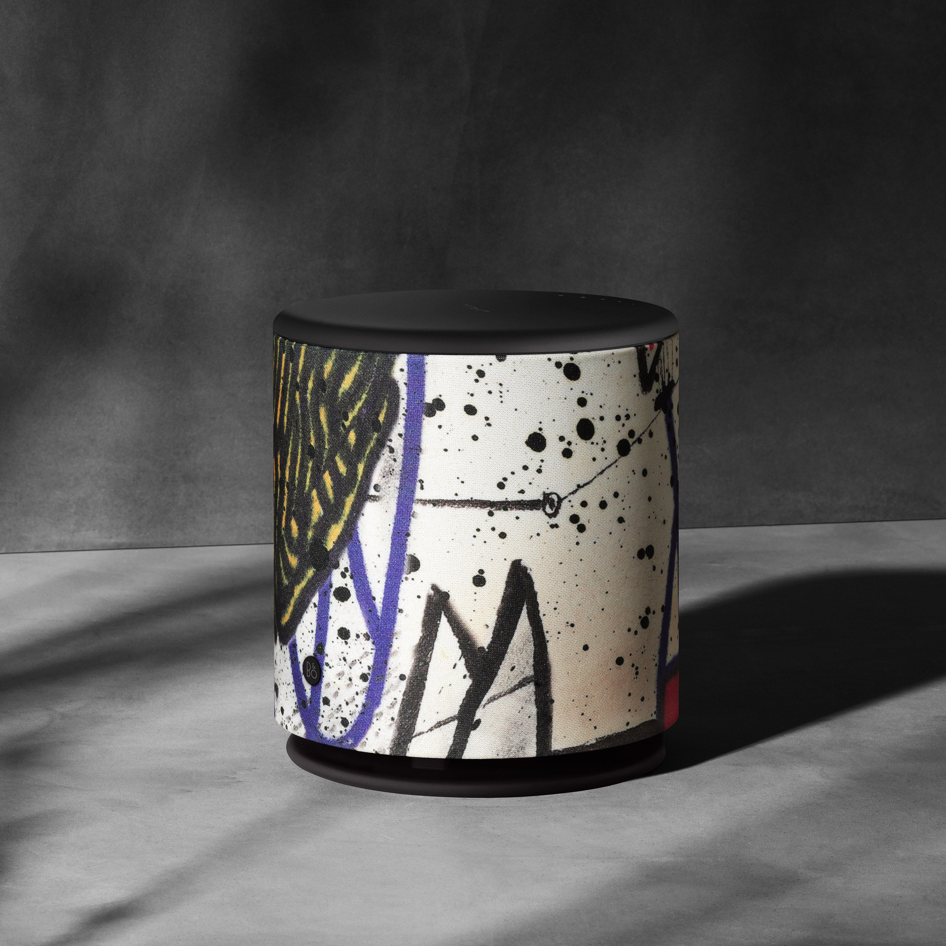 Bang And Olufsen Paris Bang Olufsen Beoplay M5 Speaker Featuring Artwork By David Lynch