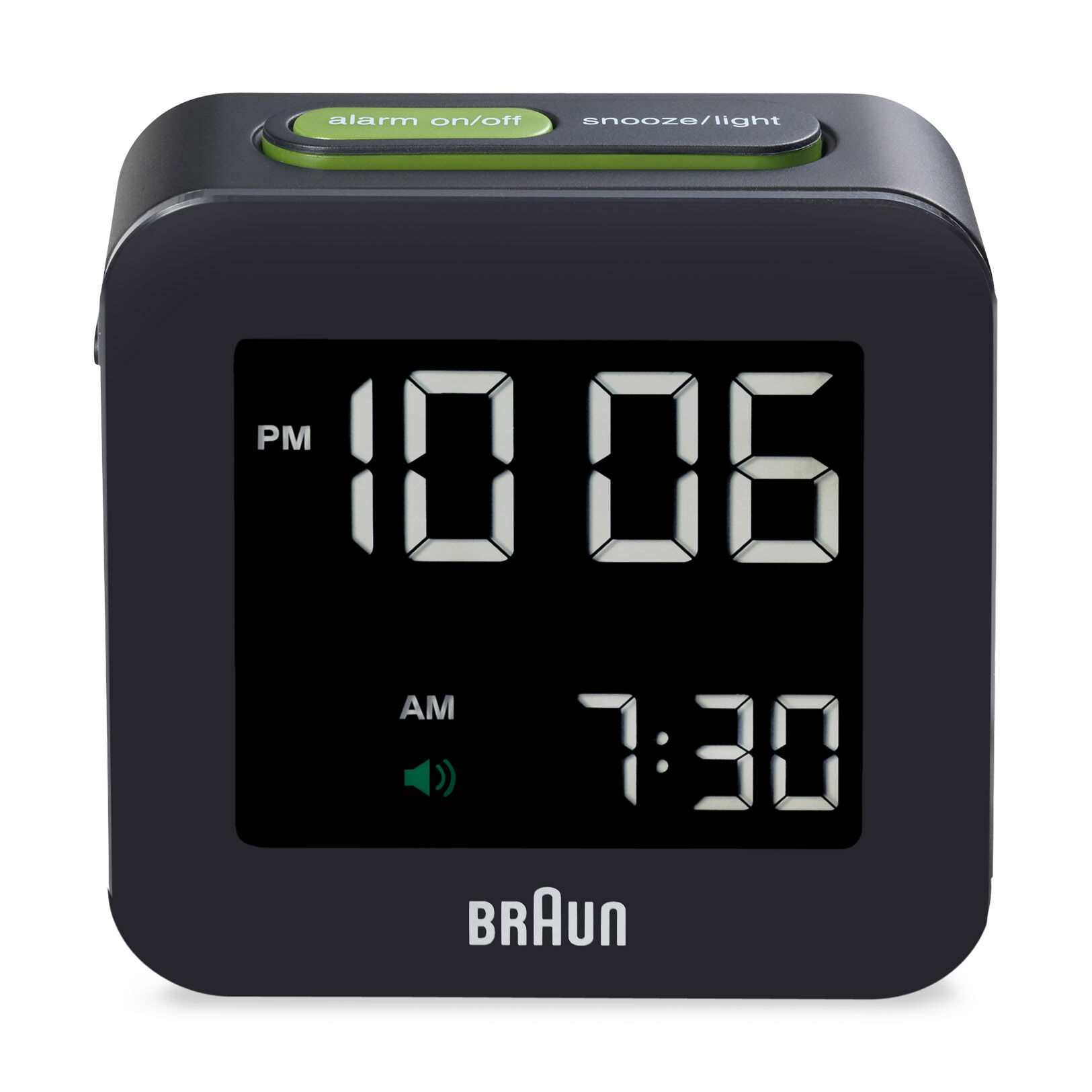 Digital Clock Digital Square Alarm Clock