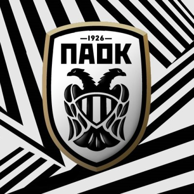 PAOK FC NEW PLASTIC BALL