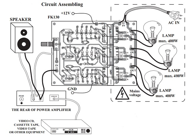 electric circuits equipment kit