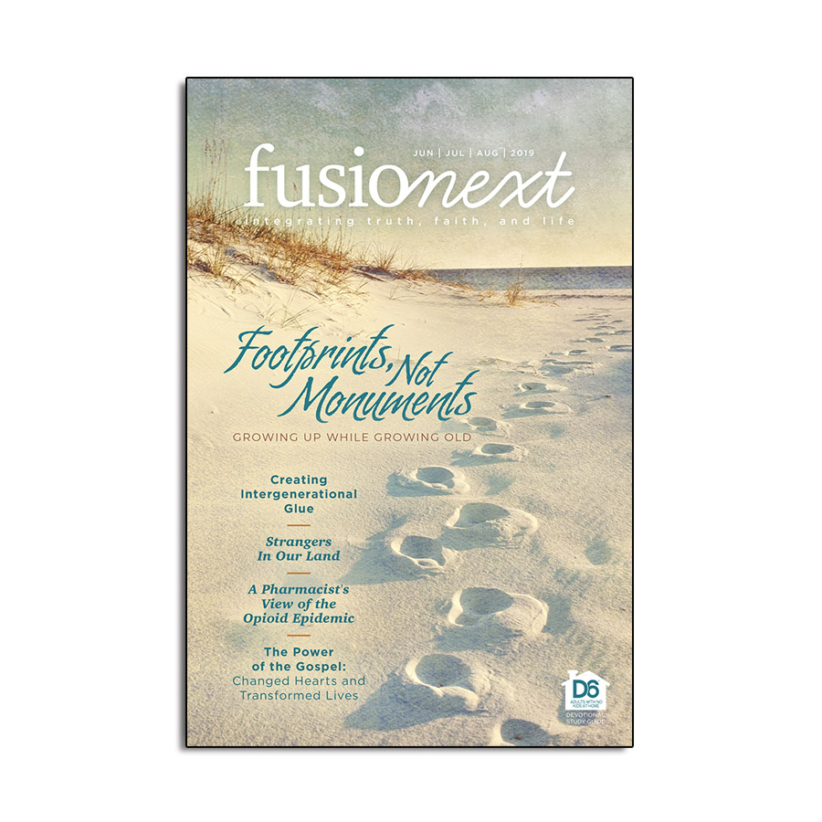 Store Without A Home Fusionext Devotional Study Guide