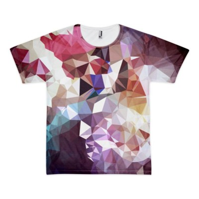 Abstract Dreams – short sleeve men's t-shirt (unisex)