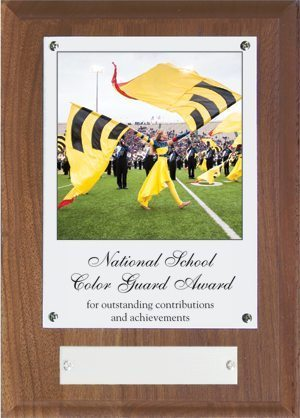 National School Color Guard Student Award