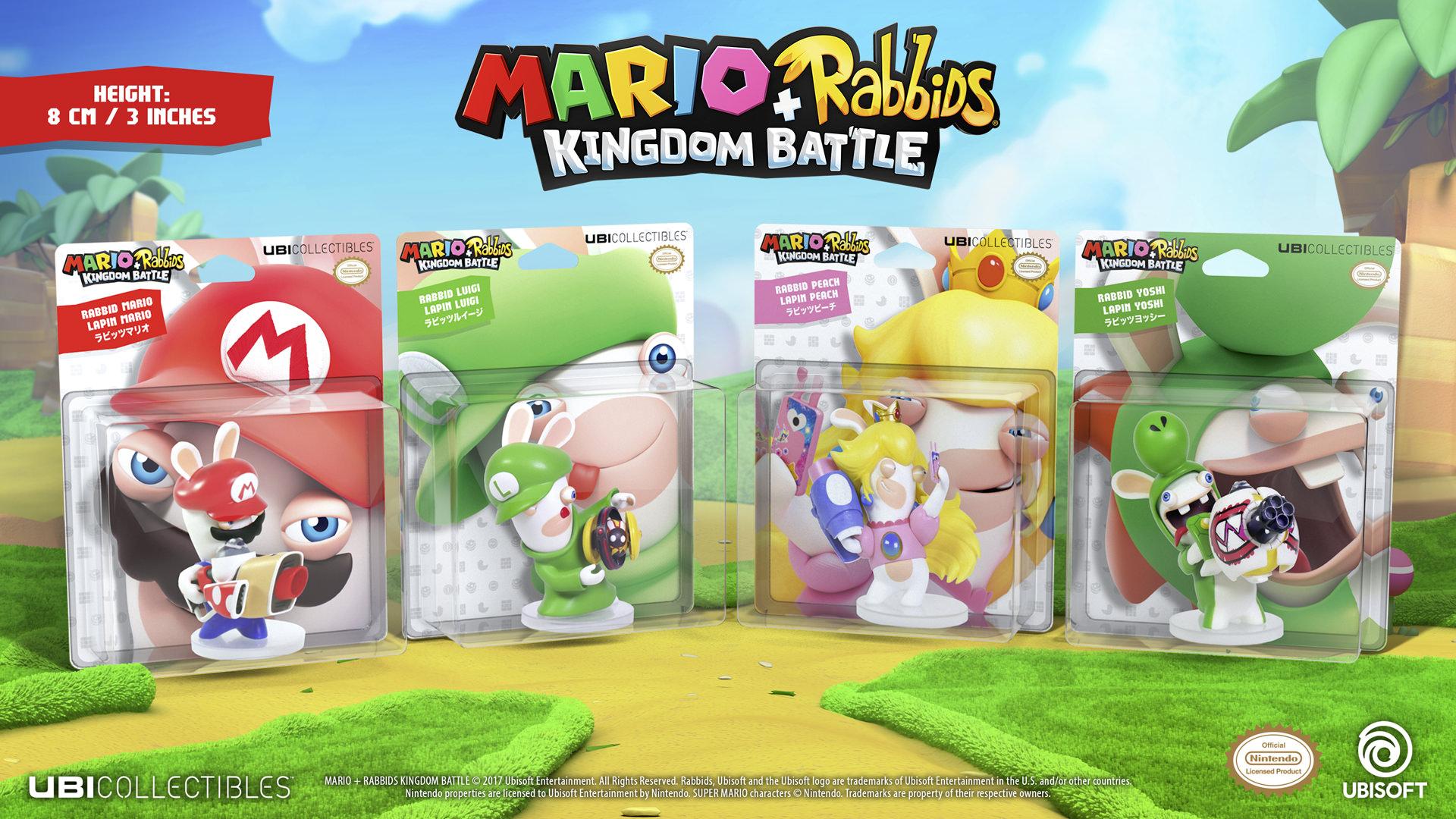 Mario Rabbids Kingdom Battle Rabbid Mario 3 Uk Ubisoft