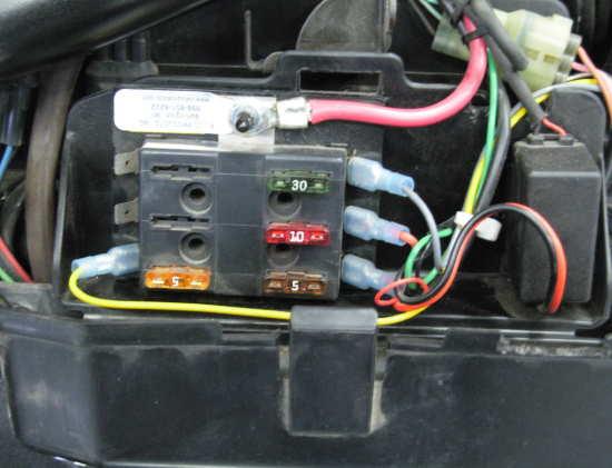 95 bmw fuse box