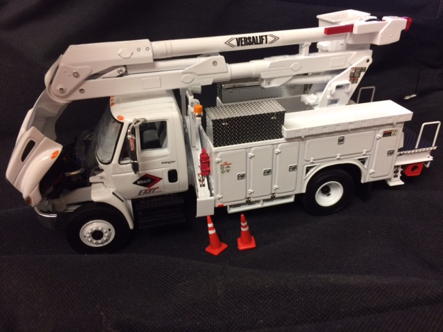 Led Home Lighting Business Versalift Die Cast Truck
