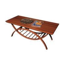 Tables - Bentwood Coffee Table Plan | WORKSHOP SUPPLY