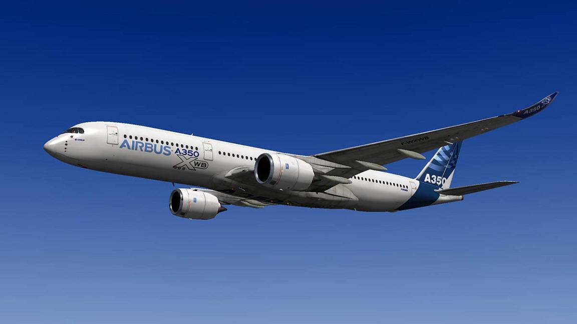 Fsx Wallpaper Hd Airbus A350 Xwb Advanced