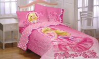 Sweet Girly Barbie Bedroom Decor Ideas
