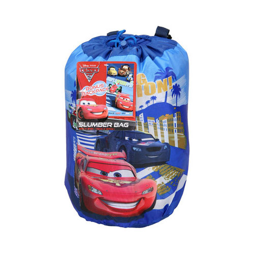 2pc Disney Cars Mater Lightning Mcqueen Racing Slumber