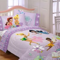 Tinkerbell Bed Set