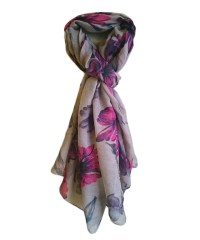 LADIES WOMENS SOFT LONG FASHION PRINT PATTERN SCARVES ...